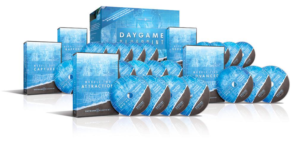 Daygame Blueprint Boxshot